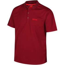 Regatta Maverik IV t-shirt Heren rood